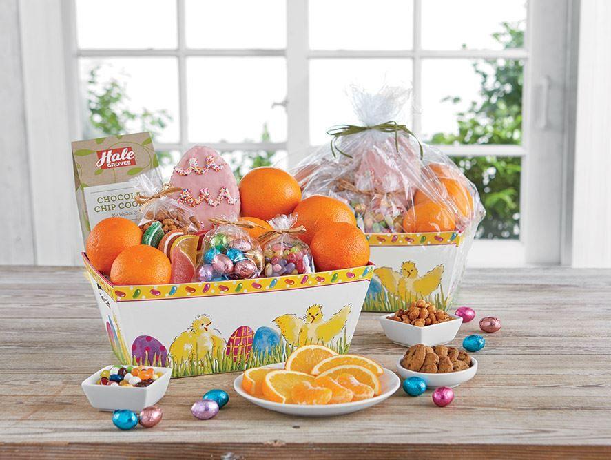 Spring Fling Basket Box