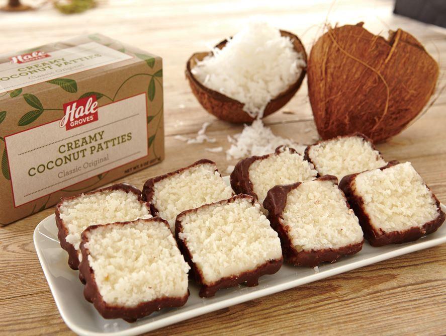Coconut Patties
