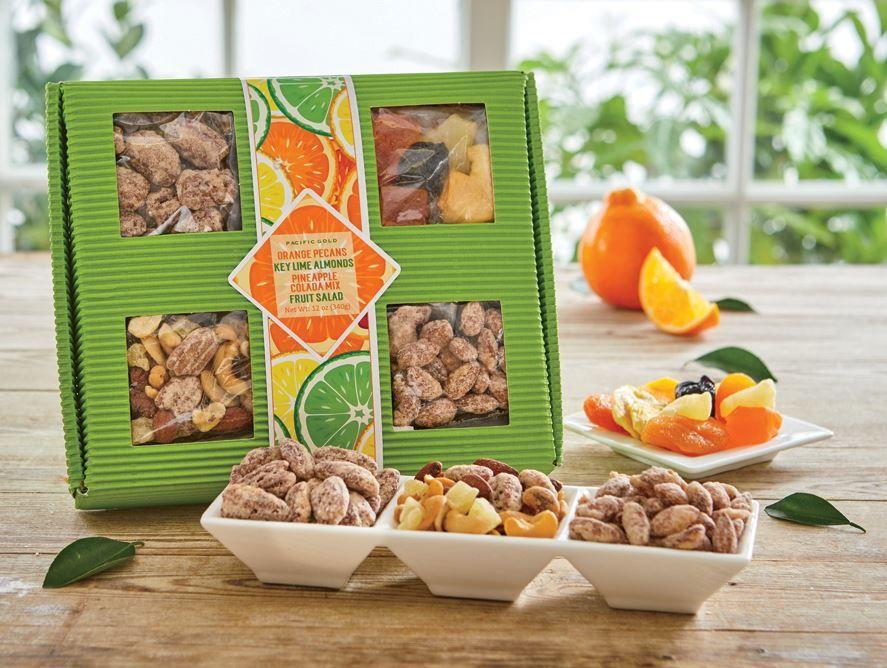 Juicy Fruits Nut Assortment