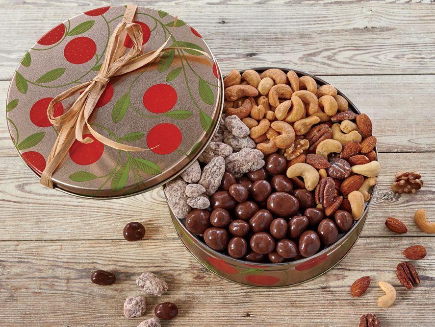 Four Way  Nut Assortment