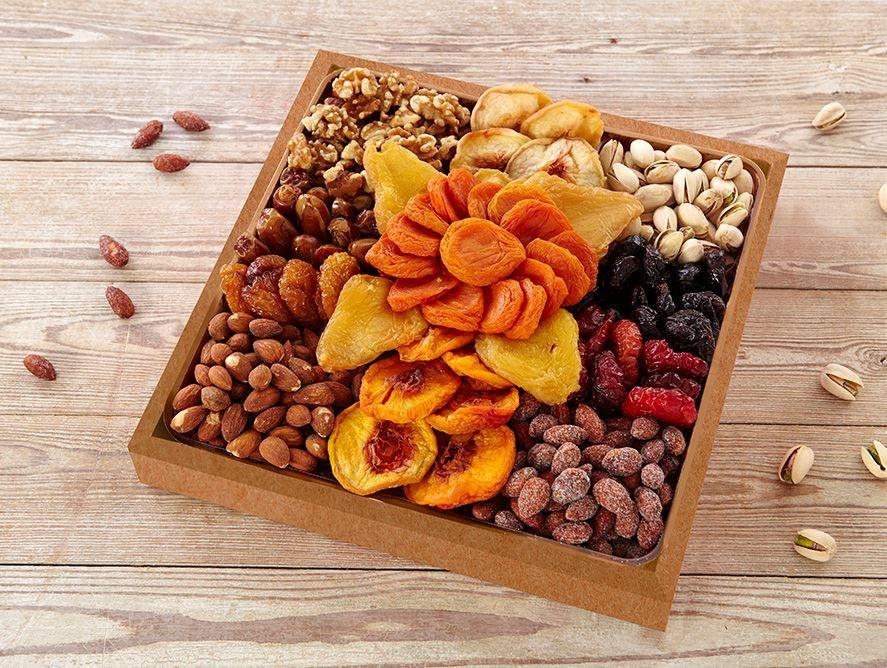 Fruit & Nut Gift Box