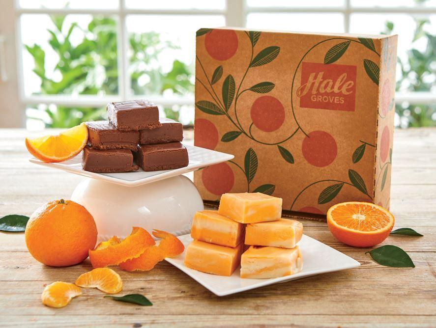Fudge - Orange Cream & Chocolate