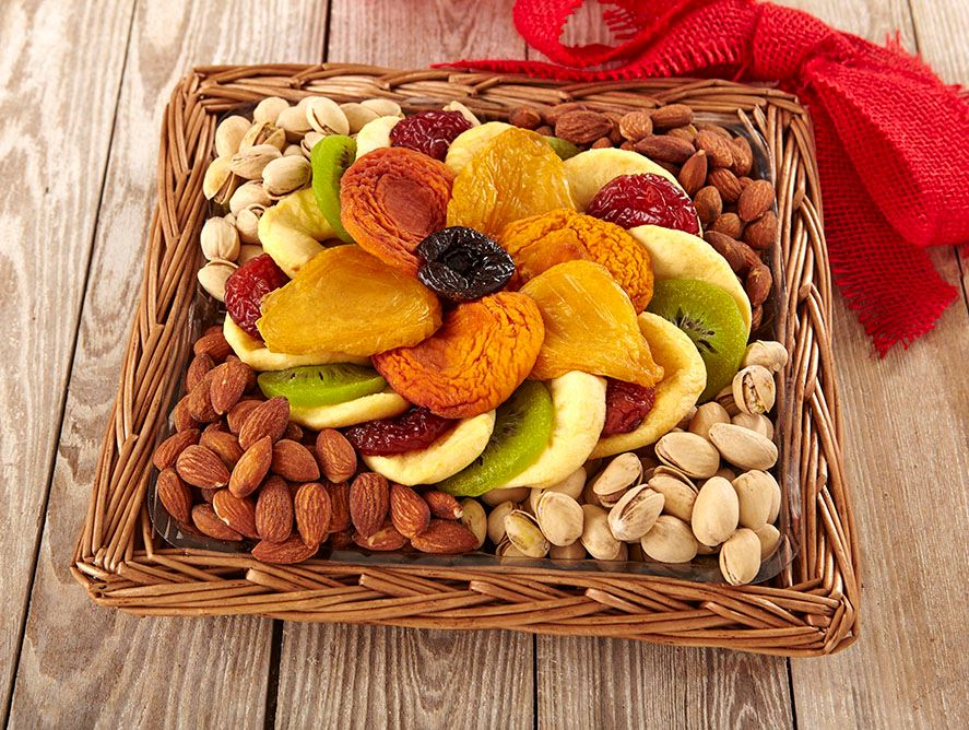 Dried Fruit & Nut Tray