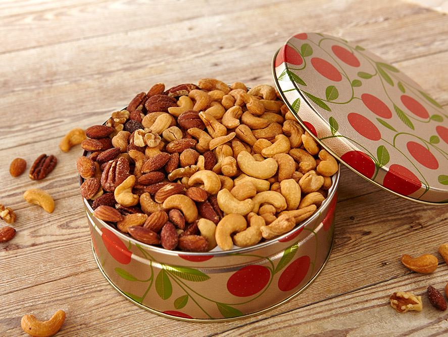32 Oz. Cashews and Mixed Nut Combo