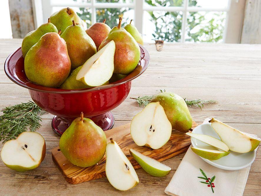 Comice Pears