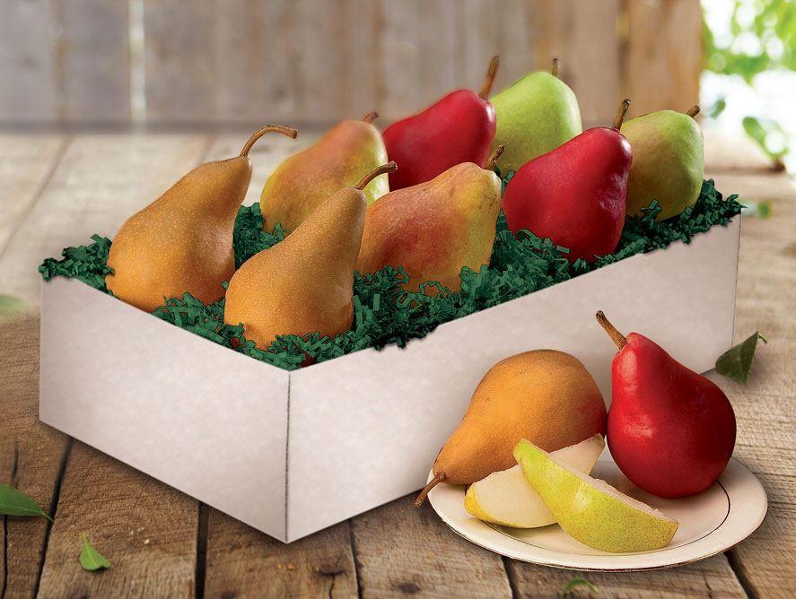 Pear Medley Sampler