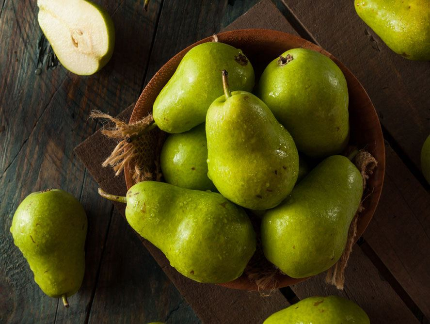 Bartlett Pears - Hale Groves - Send Fresh Fruit