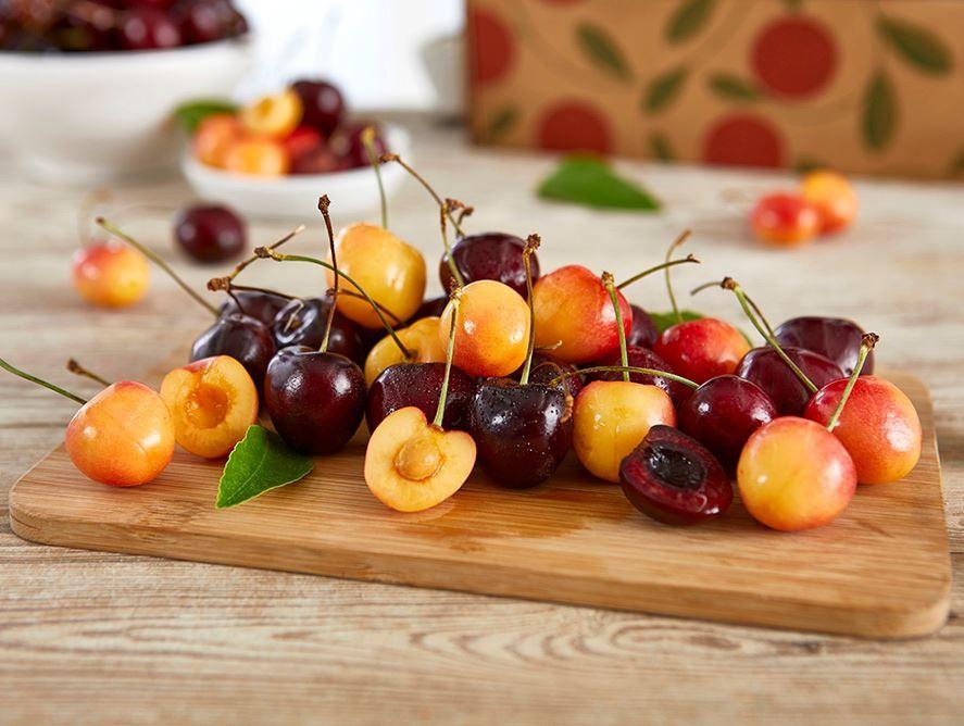 Combo Cherry Pack - Hale Groves - Send Fresh Fruit