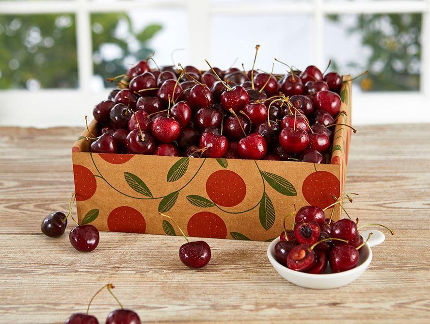 Sweet Mountain Cherries