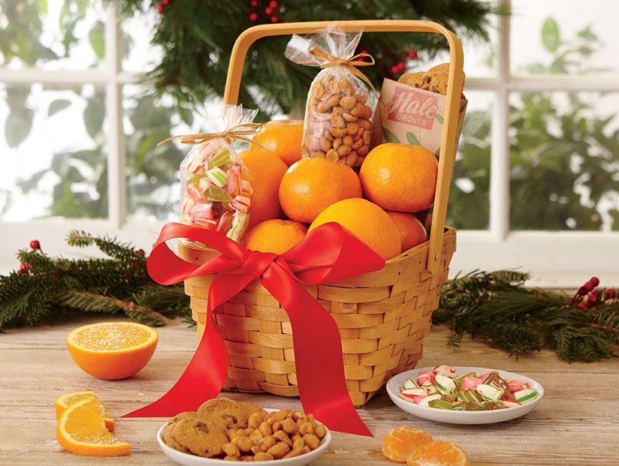 Tangerine_Gift_Basket