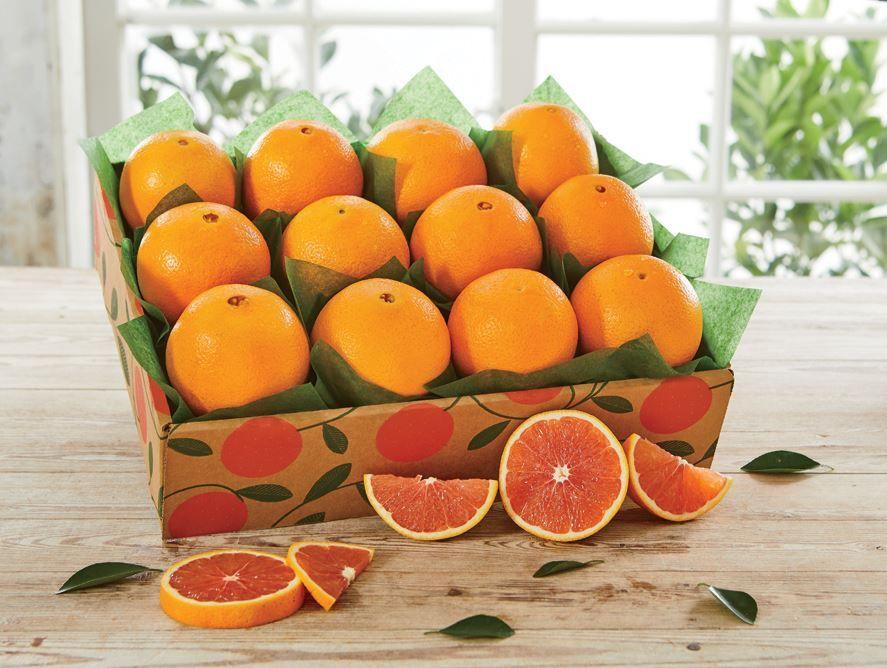 1 Tray of Cara Cara Navel Oranges