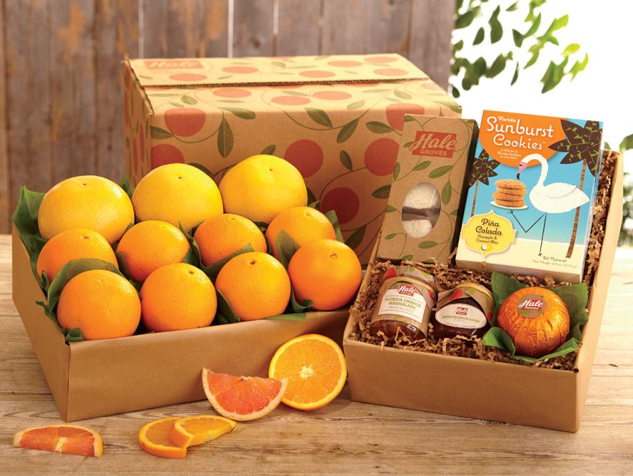 Deluxe Citrus Gift