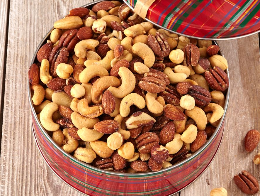 Fancy Deluxe Mixed Nuts