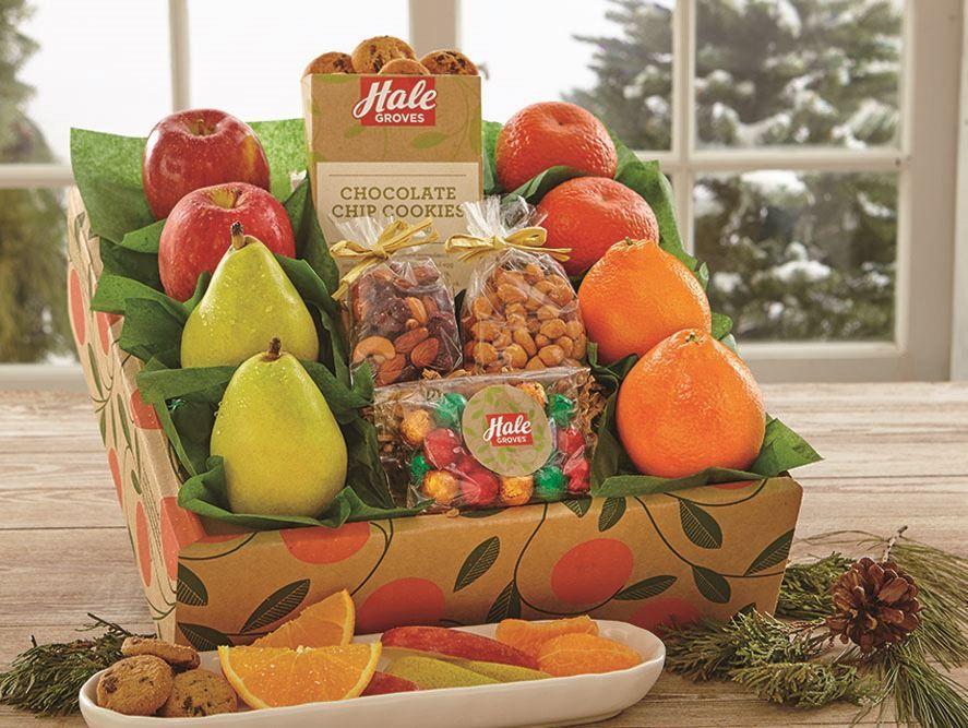 Fruitful Assortment Gift Box