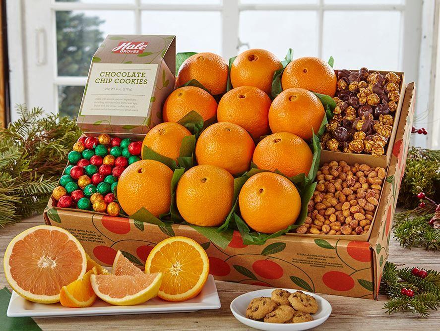 Hale Groves Fruit Cake