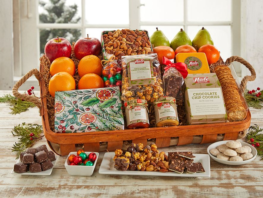 Holiday Citrus Deluxe Tray