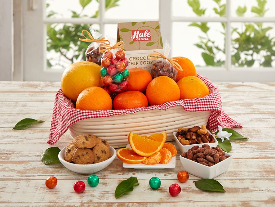 Holiday Proofing Basket