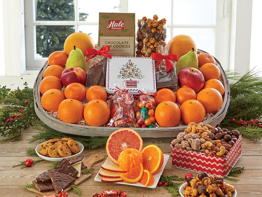 Deluxe Holiday Tray