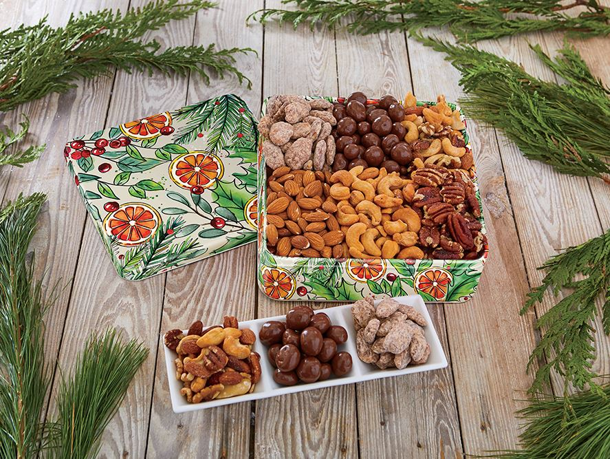 Nuts About Nuts (2.5 lb. tin)