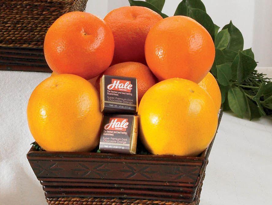 Petite Planter - Hale Groves - Fruit Baskets