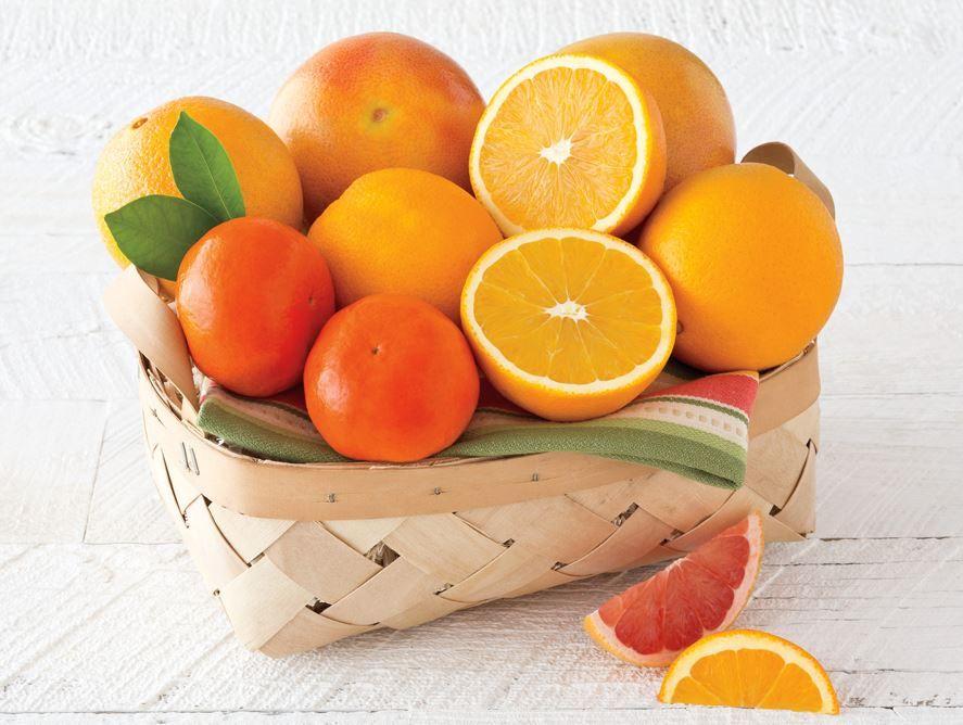 Grove Fruit Basket - Spring