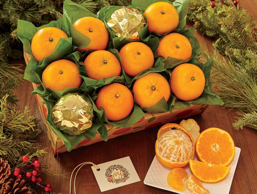 Holiday Mandarin Sampler Pack