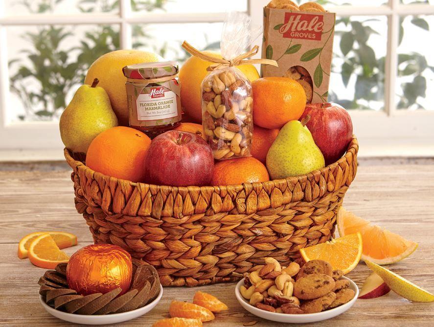 Fruit Truffles Cake